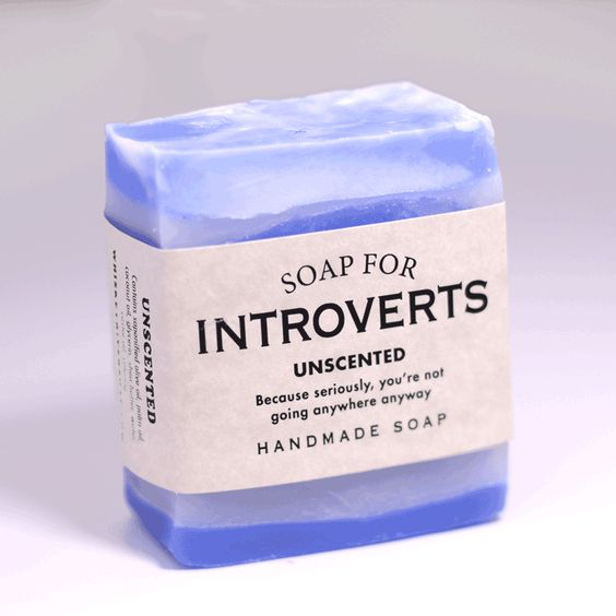 FGF 4-15-16 Introvert Soap