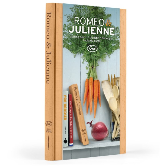 Romeo and Juliebbe Cutting Board