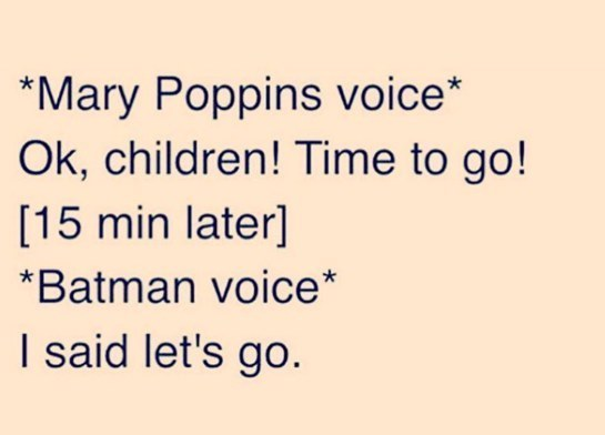 batman voice