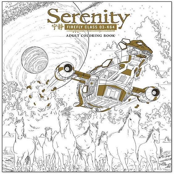 firefly-coloring-book