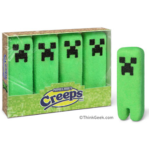 Fan Girl Friday Marshmallow Creepers