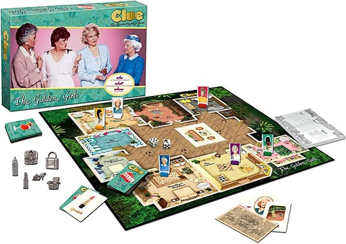 Golden Girls Clue