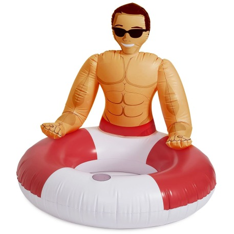 Hunky Pool Boy Floatie