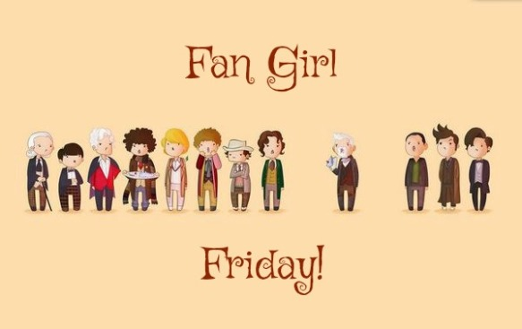 Doctor Who Fan Girl Friday
