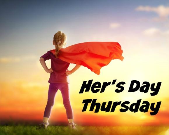 Hers Day Thursday Girl