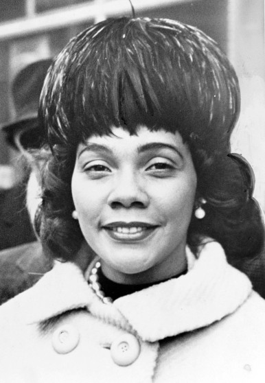 Coretta Scott King 4