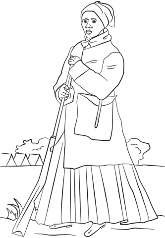 harriet-tubman-coloring-page