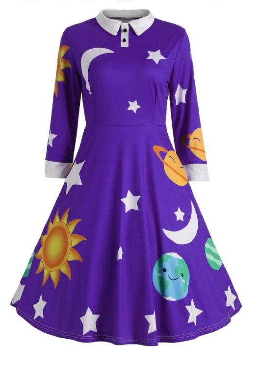 Ms Frizzle Dress