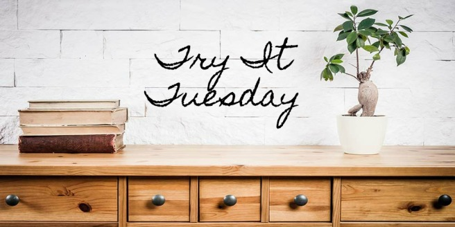 Try It Tuesday Organization Header