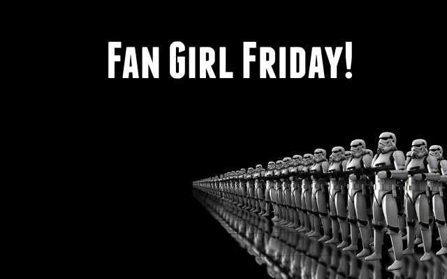 Fan Girl Friday Star Wars Banner