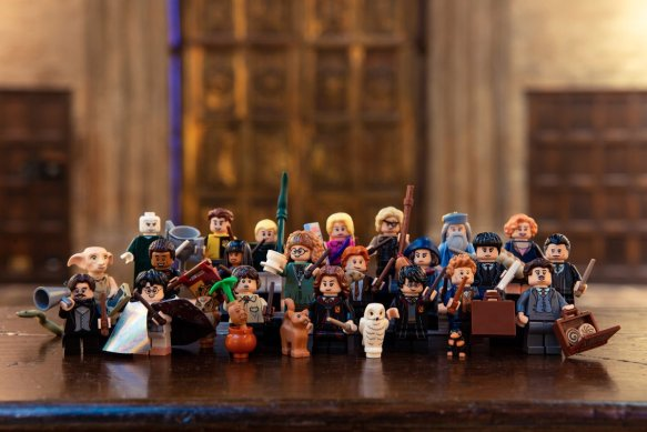 FGF Harry Potter Mini Figs
