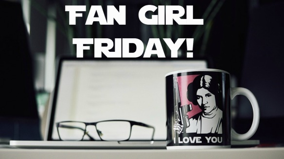 Fan Girl Friday Leia Mug