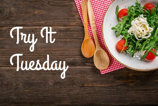Try It Tuesday Cooking