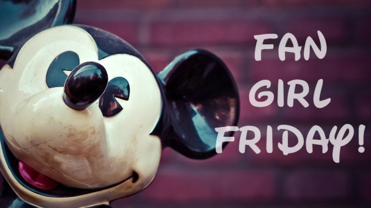 Fan Girl Friday Disney Header