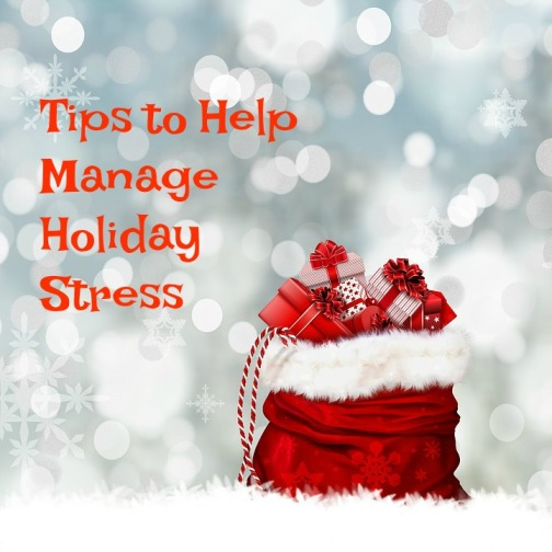 Manage Holiday Stress Header