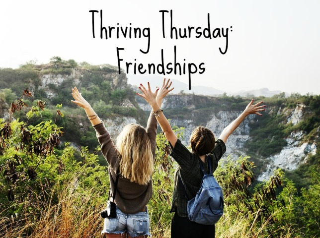 Thriving Thursday Friendships