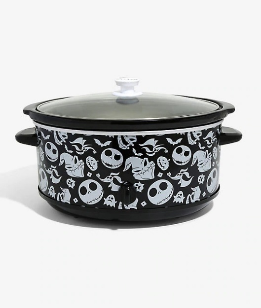 jack skelington crockpot