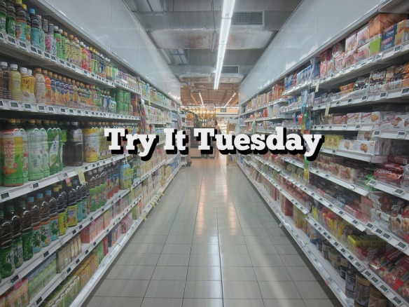 try it tuesday new products header
