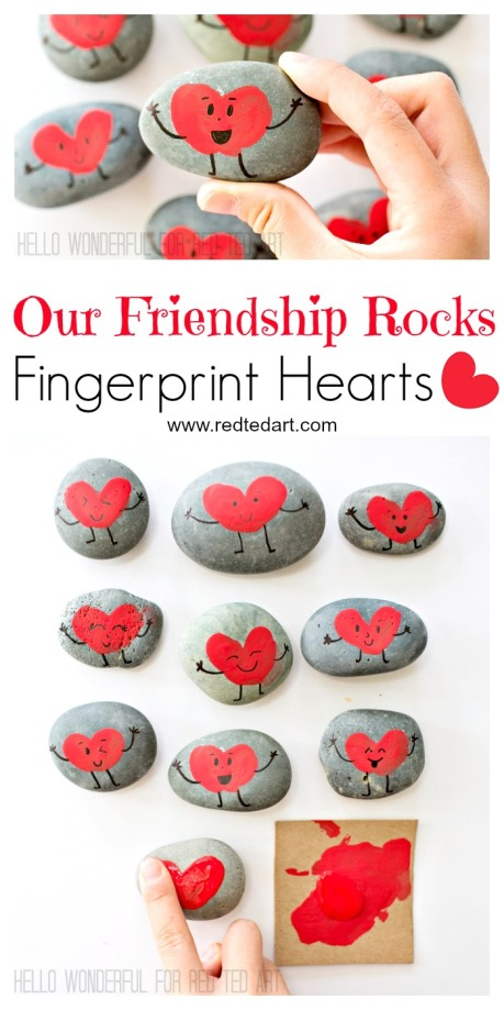 Friendship-Rocks-Valentines-Kids